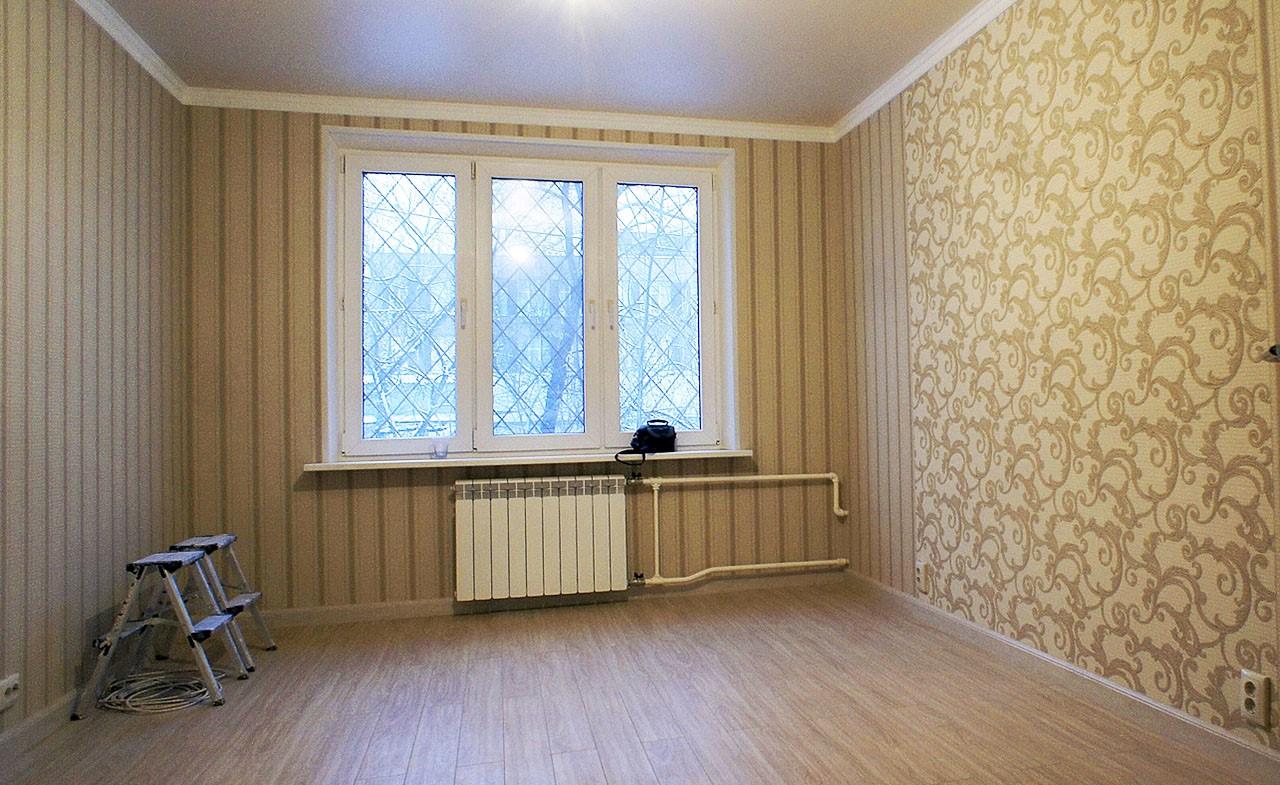 недорогой ремонт в квартире варианты фото салоне
